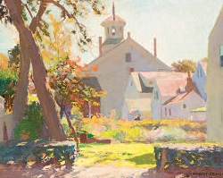 Henry Hensche courtesy Provincetown Art Association and Museum