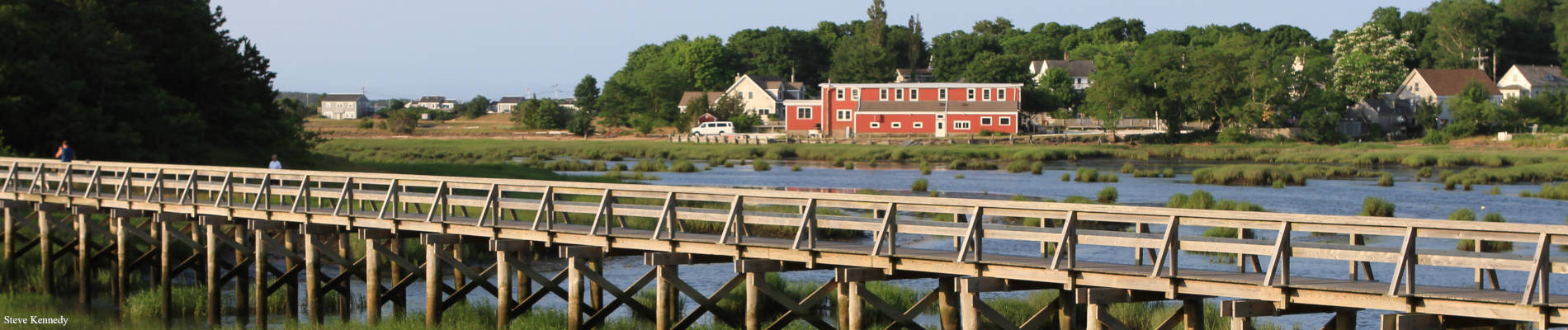 Uncle Tim's Bridge Wellfleet